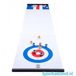Curling Shuffleboard