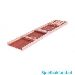 Heemskerk Sjoelbak Mini-S inklapbaar