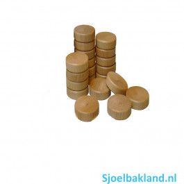 Heemskerk Sjoelschijven Set Mini 20 stuks