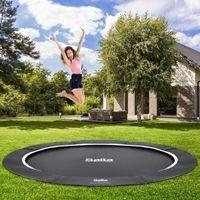 trampoline hoezen